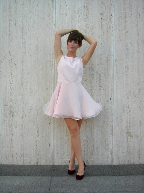 Pretty in Pink Vintage  Dress