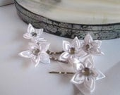 Set of 5 bobby pins - wedding or special occassion