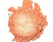 "Mineral Eye Shadow "" AUTUMN GOLD "" 3 grams or 5 grams"