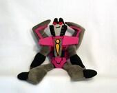 Transformers Animated Starscream Plushie