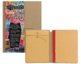 Dyan Reaveley Dylusions Journal - Blank - Mixed Media Art Journal