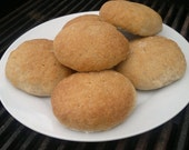 Hamburger Buns (gluten free, no dairy, no gum)