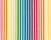 Rainbow Remix Stripes From Robert Kaufman
