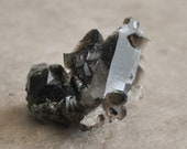 irradiated smokey quartz specimen from arkansas (1 pc)