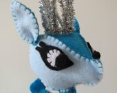 Blueberry Tingle -The Best Deer Around - With optional Tinsel Crown