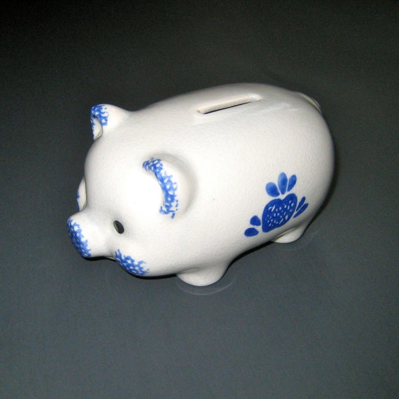 They Call Me Mr. Pig Vintage Bank