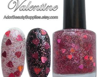 Valentine 8ml MINI Bottle Nail Polish