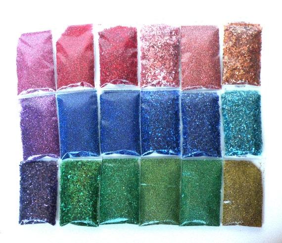 18 ounces of Glass Glitter - Bulk Discount Supply