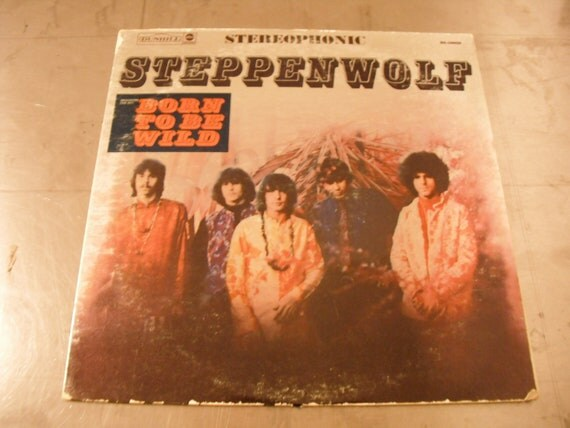 Sale On Steppenwolf First Album 1968 On Abc Dunhill Records