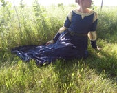 RESERVED ORDER--- Enchanting Renaissance/Medieval Gown---Custom Made---Two Piece Set Includes Gown and Chemise