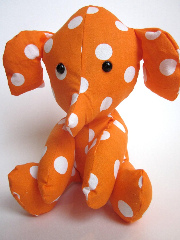 Items Similar To Stuffed Animal Elephant Plush Toy Baby