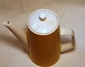Mod yellow Mikasa teapot