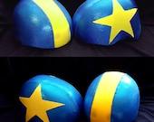 Custom Team Colours - Set of 4 Roller Derby Helmet Covers