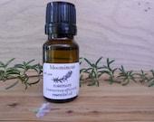 100% pure rosemary (rosmarinus officinalis) essential oil 10 mL     therapeutic grade