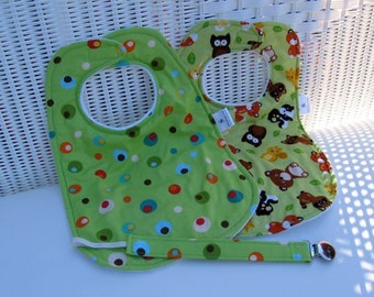 CUSTOM Baby Bibs / Toddler Bibs