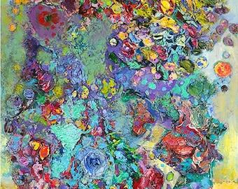 "Fresh Air Giclee Fine Art Print by Tracey Chikos 16"" x 20"""