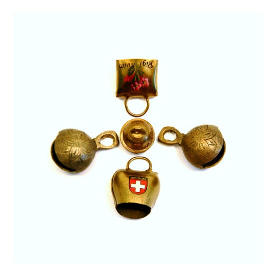 Five Little Bells, Vintage 1960s Instant Brass Collection