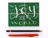 Joy to the Word - Holiday Postcards (Set of 10)
