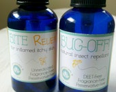 15% OFF Bug Spray Bite Relief Duo Natural Insect Repellant