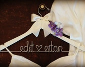 Bridal Dress Hangers- perfect bridal gifts