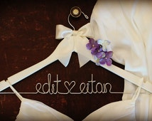Bridal Dress Hangers- perfect bridal gifts