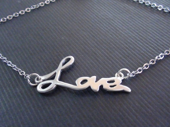 Clearance-Love Connector-white gold plated bracelet or anklet
