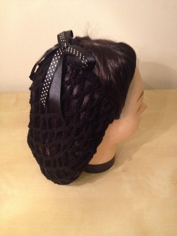 Custom Crochet hair snood