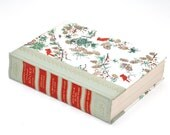 Readers Digest Christmas In July Vintage Book Decor