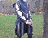 RESERVED FOR KEVIN - Men's Custom Renaissance Doublet and Pants Outfit