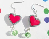 Heart Container Earrings