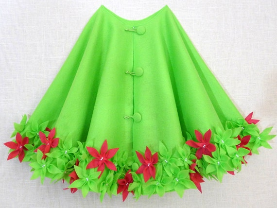 Clearance: 50 Christmas Tree Skirt In Polyester By SeamsClever