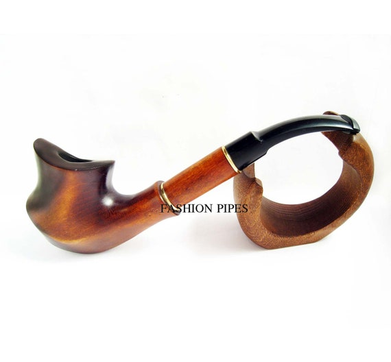 Wooden Pipe Carving Handmade Tobacco Pipe Hand Carved Pear