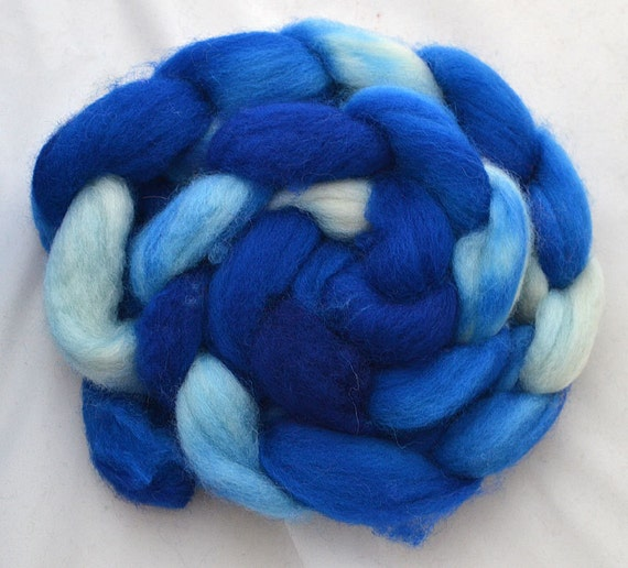 BFL Bluefaced Leicester Top, 4 oz