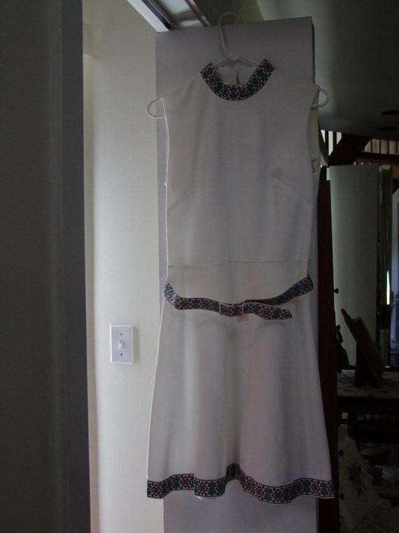 Vintage Sundress or Tennis dress ala 1960s