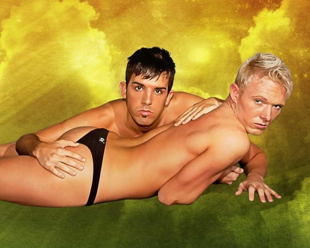 Gay pride art