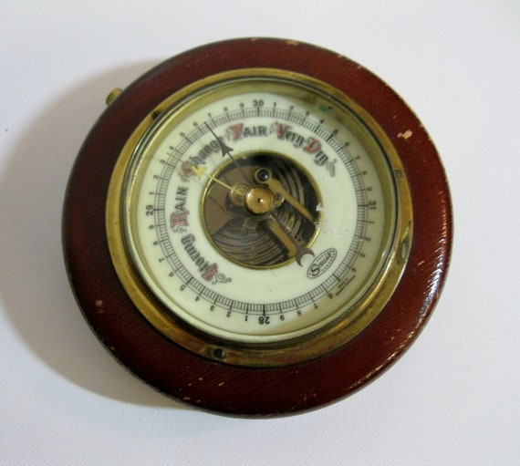 Vintage Barometer Made In West Germany