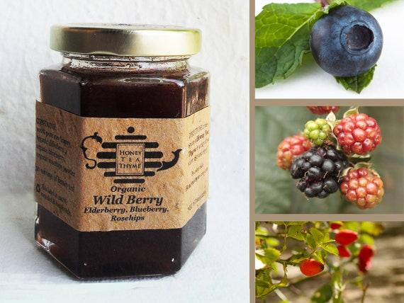 Pure Raw Honey tea Organic Wild berry with by honeyteathyme570 x 428 jpeg 50kB