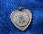 Vintage Bridesmaid Charm Gift Wedding Bride