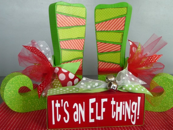 Elf Boots --Ready to Ship