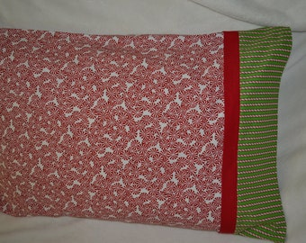 Pillowcase Novelty Print Quality Cotton Many fabrics to choose from