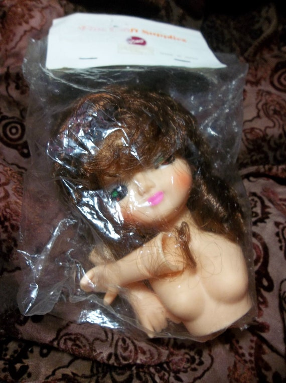 Zims Fine Craft Supplies Doll Parts- In Package- Torso and hands