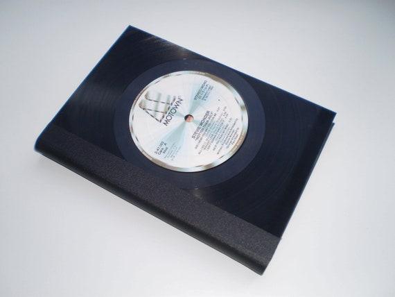 Stevie Wonder VInyl Record Notebook
