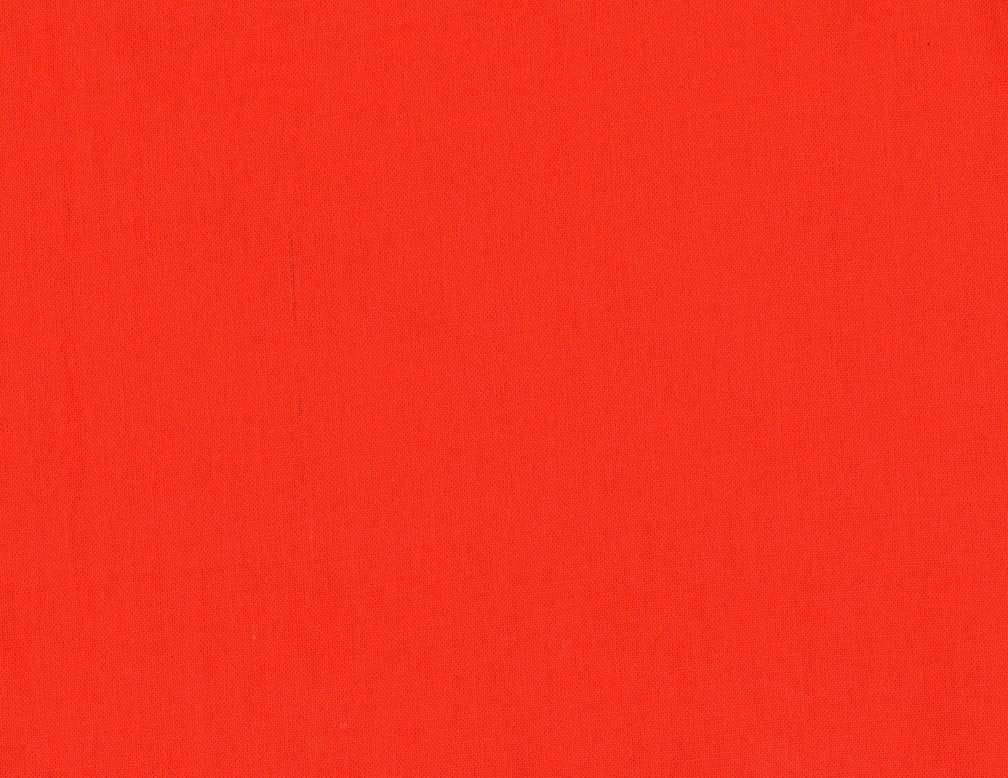 Orange Fabric Bright Orange Fabric Solid Orange Fabric 1