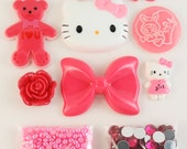 "SALE - Petit Deco Kawaii ""Pinkland"" Kit"
