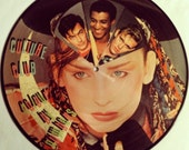 Culture Club Picture Disc Colour by Numbers Vintage Vinyl Boy George