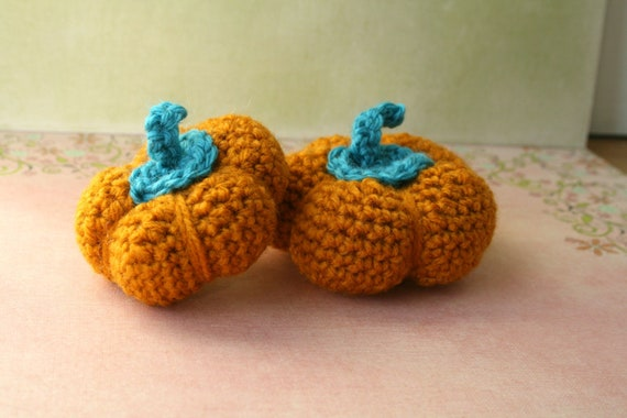 Halloween Amigurumi Crochet : Halloween crochet pattern Amigurumi crochet pumpkin by ...