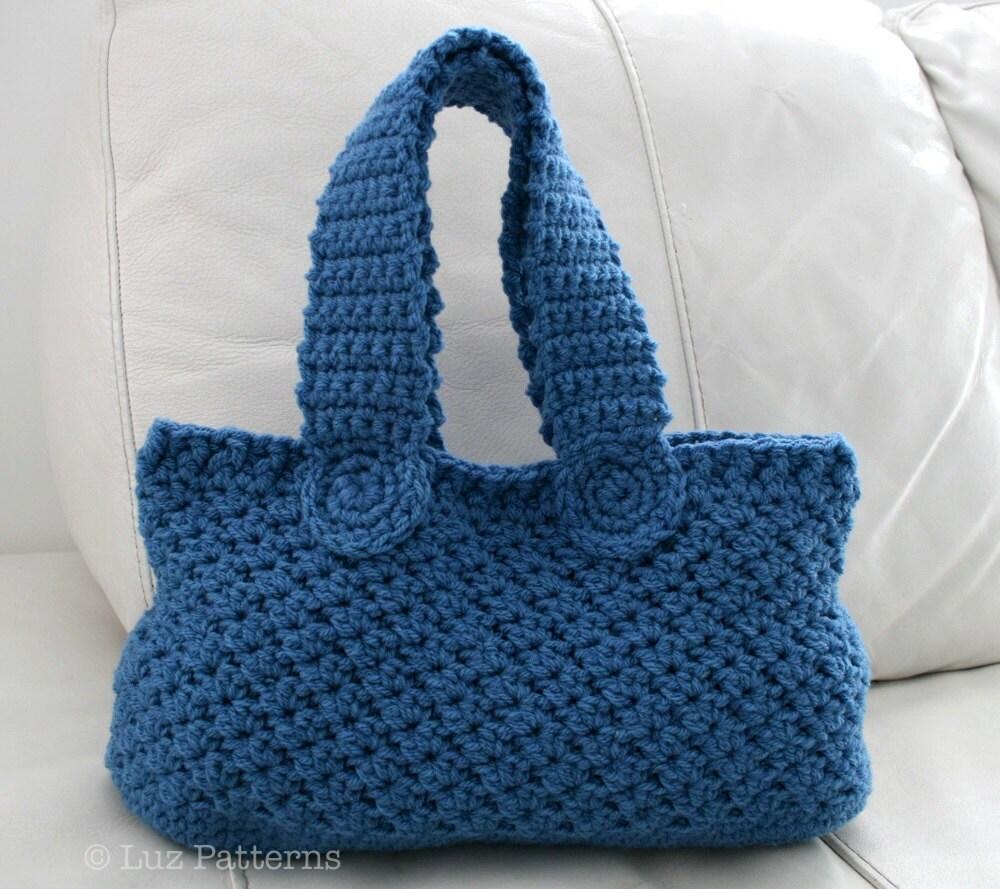 Crochet pattern crochet purse patterns 4 patterns for only 16 1600 bankloansurffo Gallery