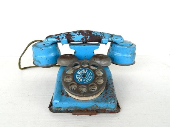 Vintage Toy Telephone 35
