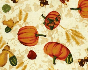 CLEARANCE - Beauty of Autumn Collection - Fall Harvest Toss - Cream - South Sea Imports