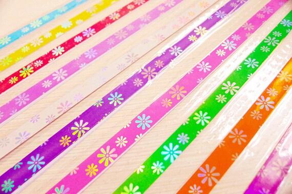 Origami lucky star folding paper rainbow shower diamond for Lucky star folding